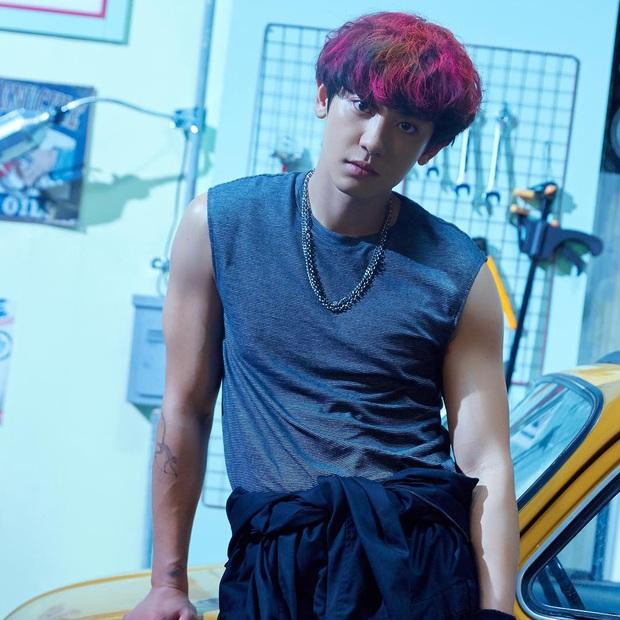 Chanyeol lần đầu diễn vai chính nhưng xui cho fan EXO vì chỉ được nghe đường tiếng - mất đường hình - Ảnh 1.