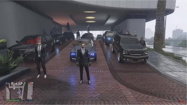 Không tập trung để đưa tang George Floyd được ngoài đời, cộng đồng game thủ tổ chức tưởng niệm trong GTA 5 - Ảnh 2.