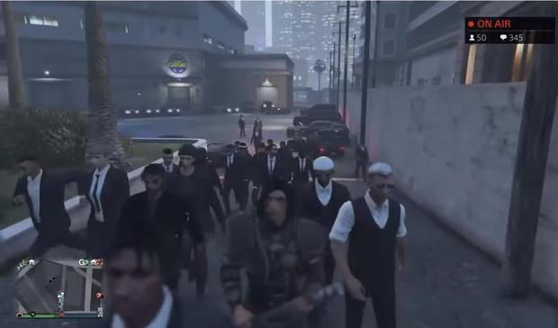 Không tập trung để đưa tang George Floyd được ngoài đời, cộng đồng game thủ tổ chức tưởng niệm trong GTA 5 - Ảnh 3.