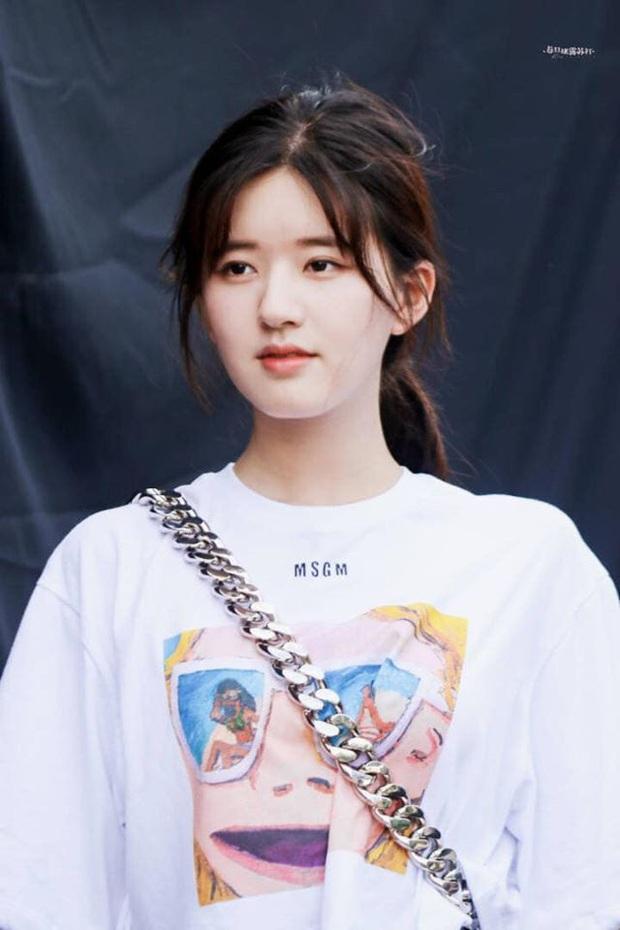 Mỹ nhân Trần Thiên Thiên Triệu Lộ Tư hay bị chê mặt to nhưng nhìn cô đắp mặt nạ thì netizen mới ngã ngửa vì sự thật - Ảnh 2.
