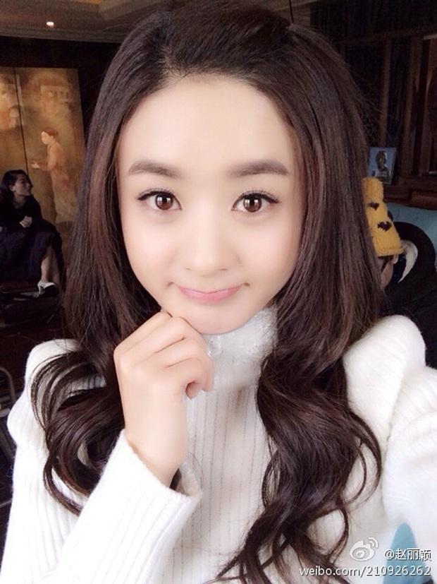 Mỹ nhân Trần Thiên Thiên Triệu Lộ Tư hay bị chê mặt to nhưng nhìn cô đắp mặt nạ thì netizen mới ngã ngửa vì sự thật - Ảnh 12.