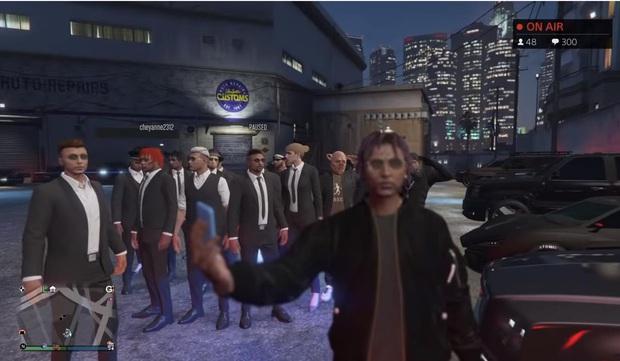 Không tập trung để đưa tang George Floyd được ngoài đời, cộng đồng game thủ tổ chức tưởng niệm trong GTA 5 - Ảnh 4.