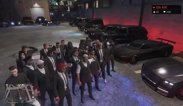 Không tập trung để đưa tang George Floyd được ngoài đời, cộng đồng game thủ tổ chức tưởng niệm trong GTA 5 - Ảnh 5.