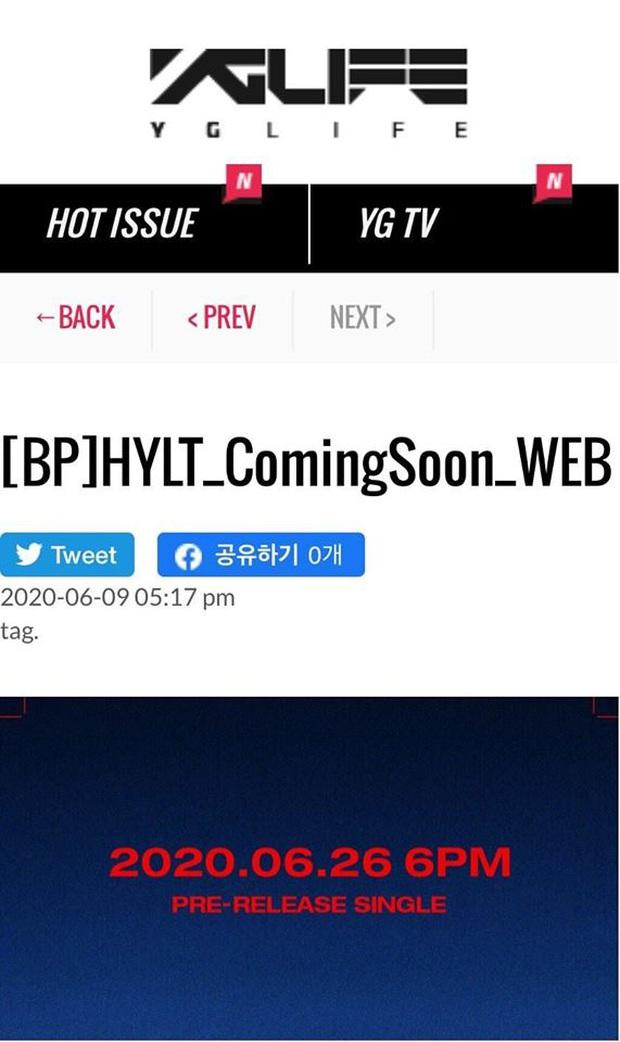 Công ty lỡ tay tung bài viết đáng ngờ, lại trùng với khẩu hình miệng của Jennie làm fan lập tức đoán được luôn tên bài hát mới của BLACKPINK? - Ảnh 1.