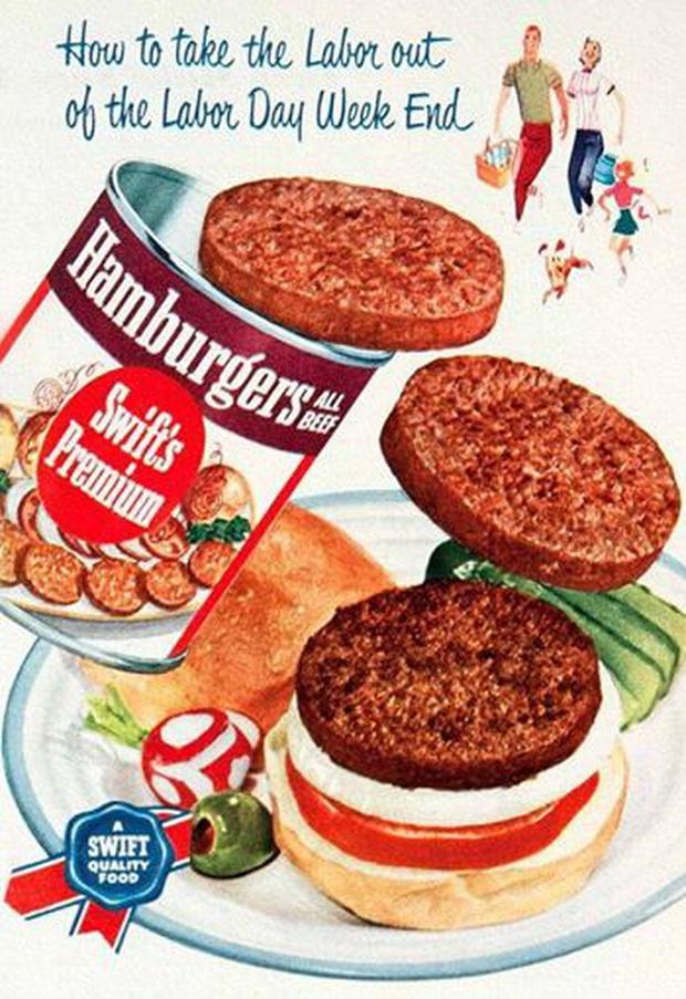 Những món ăn dị không đỡ nổi nhưng đã từng một thời hot hit ở quá khứ - Ảnh 2.