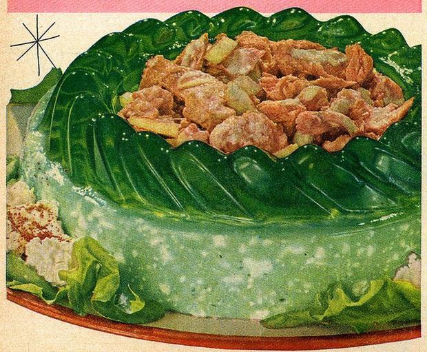 Những món ăn dị không đỡ nổi nhưng đã từng một thời hot hit ở quá khứ - Ảnh 5.