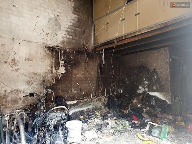Đã bắt được nghi phạm phóng hỏa đốt phòng trọ khiến 3 cô cháu tử vong thương tâm ở Sài Gòn - Ảnh 2.