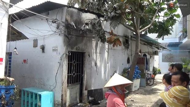 Đã bắt được nghi phạm phóng hỏa đốt phòng trọ khiến 3 cô cháu tử vong thương tâm ở Sài Gòn - Ảnh 1.