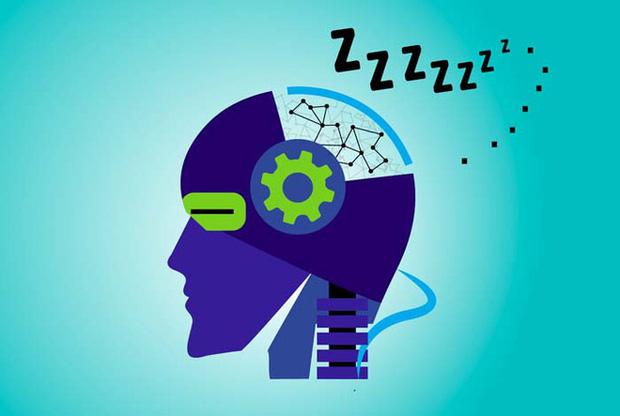 Lạ chưa, trí tuệ nhân tạo AI cũng cần ngủ như con người? - Ảnh 1.