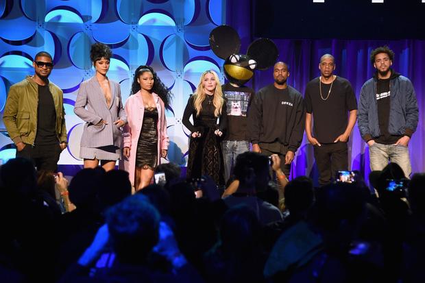 Nền tảng streaming của vợ chồng Beyoncé và Jay-Z bị cáo buộc gian lận: người dùng bị ép nghe album 180 lần trong 24 giờ nhưng không hay biết! - Ảnh 1.