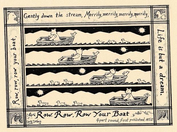 Ca khúc thiếu nhi ra mắt 170 năm trước khiến ai cũng bấn loạn: từ AMEE, Han Sara, Uni5 cho đến MisThy, Trần Thanh Tâm ra sức chèo thuyền - Ảnh 3.