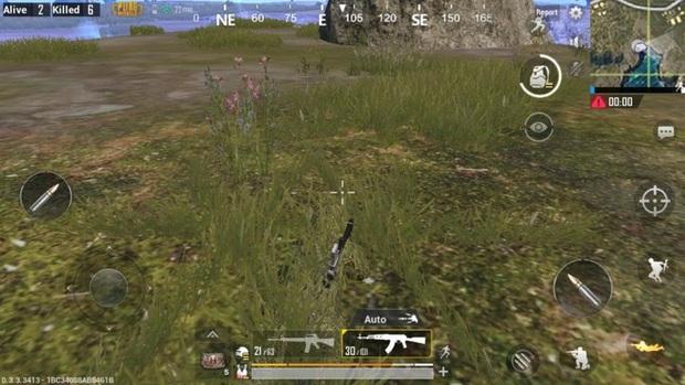 PUBG Mobile: Khám phá set đồ Ghillie thần thánh, vật phẩm giúp người chơi có khả năng tàng hình - Ảnh 3.