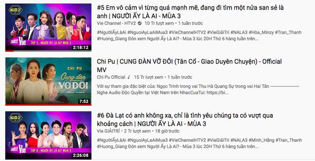 Vừa lên sóng chưa đầy 24h, Hậu Hoàng đã nhanh chóng qua mặt Bích Phương và loạt nghệ sĩ đình đám trên top trending Youtube - Ảnh 7.