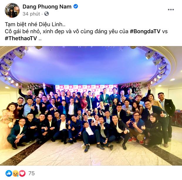 """Đồng nghiệp ở VTV và các đài truyền hình xót xa khi nghe tin MC Diệu Linh qua đời: """"Sẽ không còn đau khổ em nhé"""" - Ảnh 1."""