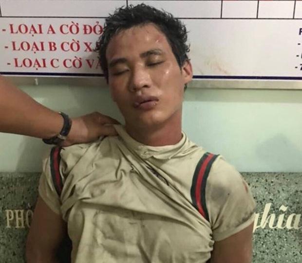 Giải cứu thành công người mẹ trẻ cùng con 7 tuổi bị thanh niên nghi ngáo đá khống chế - Ảnh 1.