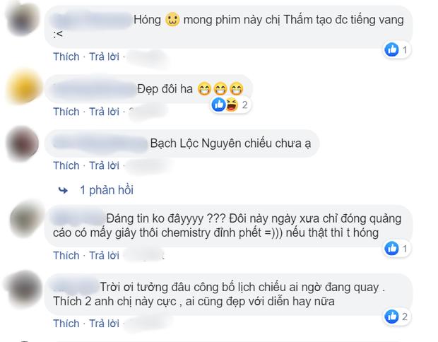Đặng Luân - Lý Thấm lần thứ 3 hợp tác, netizen hỏi gấp: Thế bây giờ đã được yêu nhau chưa? - Ảnh 5.