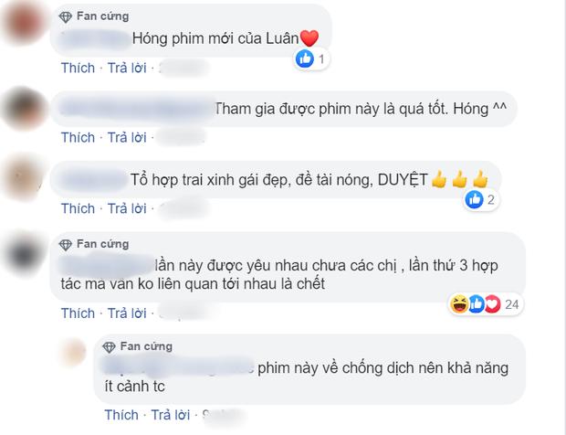 Đặng Luân - Lý Thấm lần thứ 3 hợp tác, netizen hỏi gấp: Thế bây giờ đã được yêu nhau chưa? - Ảnh 6.