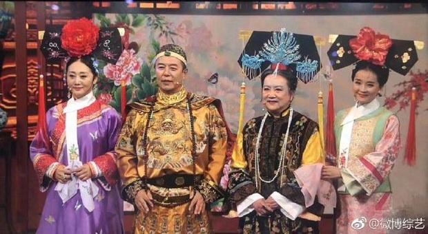 Tình Nhi cách cách Vương Diễm tái xuất kém sắc, ai nấy cảm thán: Đúng là thời gian không bỏ qua ai - Ảnh 3.