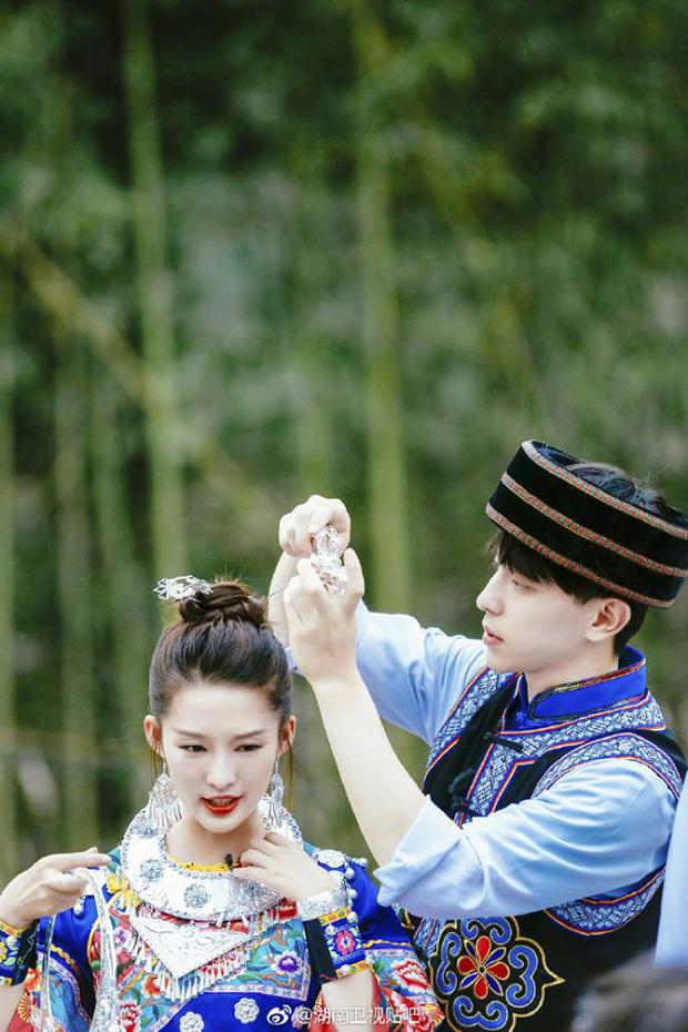 Đặng Luân - Lý Thấm lần thứ 3 hợp tác, netizen hỏi gấp: Thế bây giờ đã được yêu nhau chưa? - Ảnh 2.