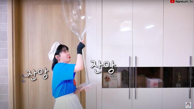 Làm trà sữa trân châu khổng lồ giống Bà Tân Vlog, Youtuber người Hàn lại có cái kết khiến dân mạng cười xỉu: Dọn nhà đến ốm luôn quá! - Ảnh 2.