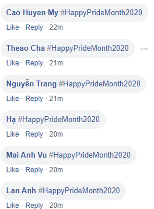 Messenger lại có giao diện mới mừng Tháng tự hào LGBT - Ảnh 3.
