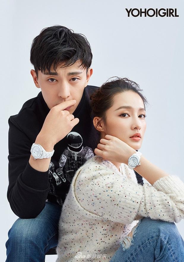Đặng Luân - Lý Thấm lần thứ 3 hợp tác, netizen hỏi gấp: Thế bây giờ đã được yêu nhau chưa? - Ảnh 1.