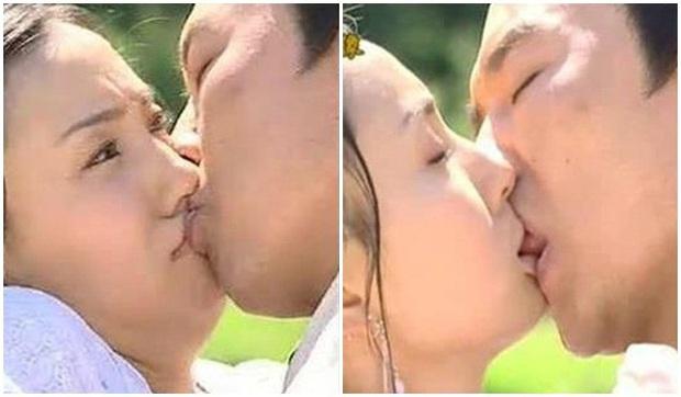 """9 nụ hôn """"xôi thịt"""" gây tranh cãi ở phim Hoa ngữ: Dương Mịch, Đường Yên như sắp bị bạn diễn """"nuốt trọn"""" - Ảnh 7."""