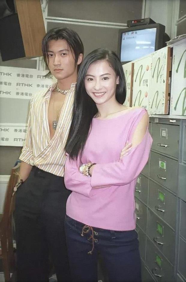 Nhan sắc thuở đôi mươi của Trương Bá Chi thanh tú nhường này, bảo sao luôn tự tin mình đẹp nhì Hong Kong - Ảnh 8.
