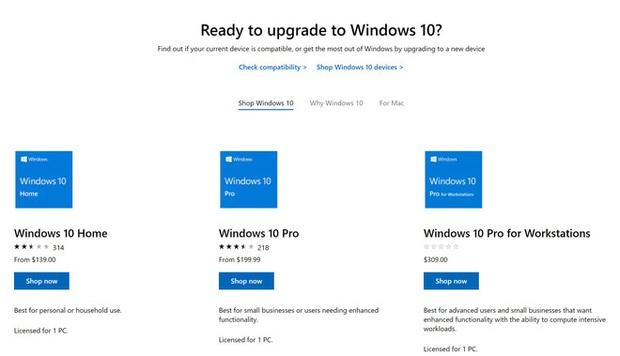 Liệu Microsoft có nên phát miễn phí Windows 10 cho mọi người? - Ảnh 2.