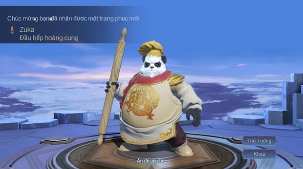 Liên Quân Mobile: Quá ham hố nhận skin Zuka Đầu Bếp, game thủ bị ban vĩnh viễn nick - Ảnh 2.