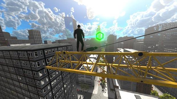 Xuất hiện game siêu anh hùng Việt Nam, do 1 sinh viên Bách Khoa tự phát triển, có mặt trên Steam - Ảnh 1.