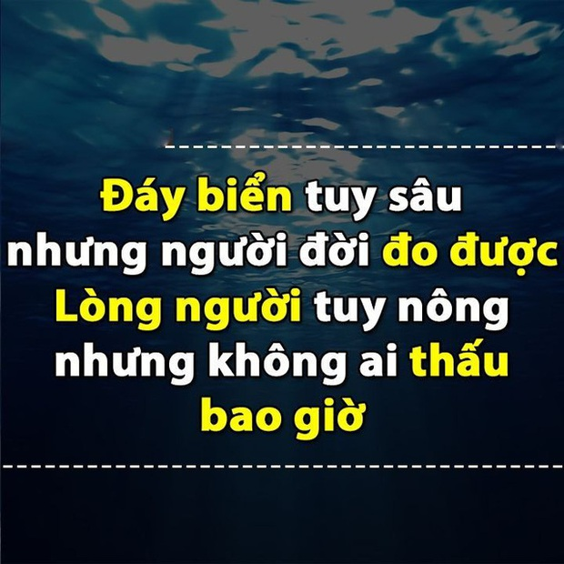 Sông tuy sâu nhưng còn thấy đáy, lòng người dẫu nông mà lại khó lường: Đừng lỡ lời nói 9 điều này mới là người khôn ngoan - Ảnh 1.