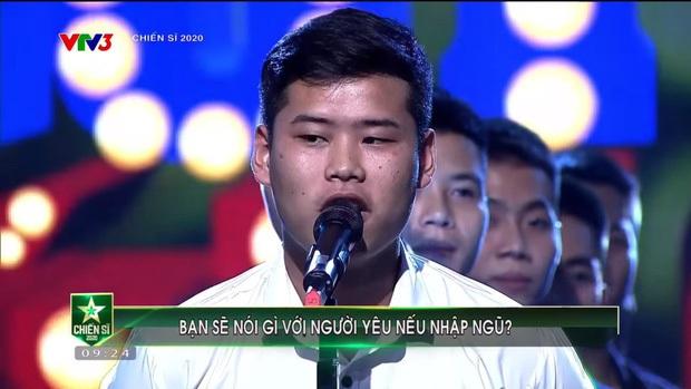 Hội quân nhân gây sốt TV Show Việt: Đẹp trai 6 múi, gái xinh mặn mà, có cả những hiện tượng khiến khán giả cười bò - Ảnh 12.