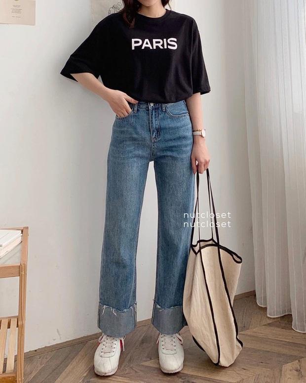 Các mỹ nhân 8x của Vbiz cực kết một mẫu quần jeans hack tuổi siêu phàm, ai diện lên cũng trẻ và ăn chơi hẳn - Ảnh 21.