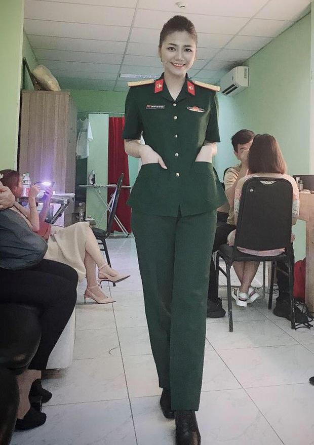 Hội quân nhân gây sốt TV Show Việt: Đẹp trai 6 múi, gái xinh mặn mà, có cả những hiện tượng khiến khán giả cười bò - Ảnh 15.