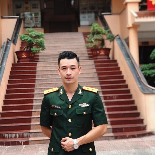 Hội quân nhân gây sốt TV Show Việt: Đẹp trai 6 múi, gái xinh mặn mà, có cả những hiện tượng khiến khán giả cười bò - Ảnh 3.
