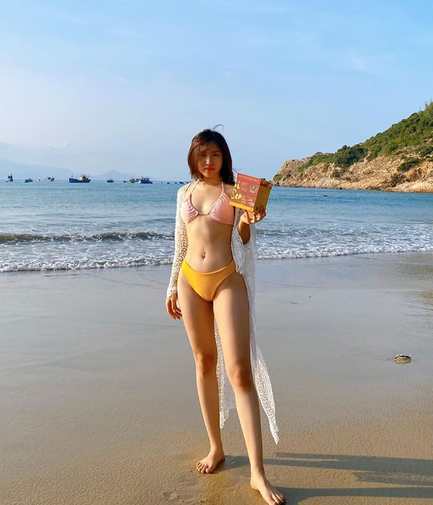 Body đẹp nhất hội streamer, hèn gì Uyên Pu cứ diện bikini là dân tình trầm trồ mãi - Ảnh 3.