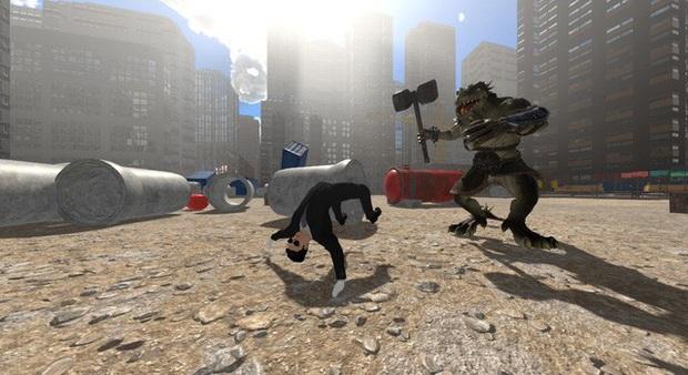 Xuất hiện game siêu anh hùng Việt Nam, do 1 sinh viên Bách Khoa tự phát triển, có mặt trên Steam - Ảnh 3.