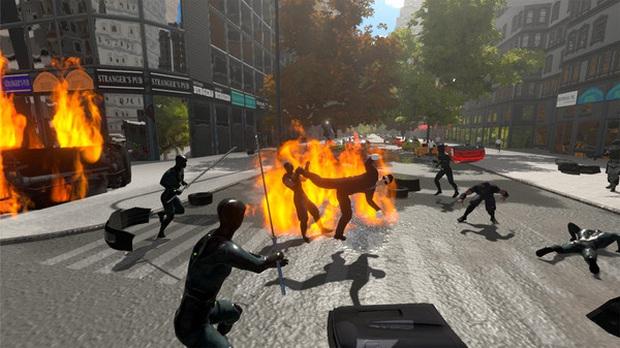 Xuất hiện game siêu anh hùng Việt Nam, do 1 sinh viên Bách Khoa tự phát triển, có mặt trên Steam - Ảnh 4.