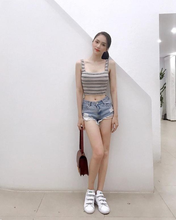 Vựa ý tưởng diện quần shorts đẹp xinh hết ý từ các mỹ nhân Vbiz, chị em không ghim lại ngay thì chỉ có thiệt - Ảnh 5.