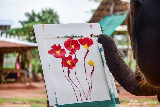 Thất nghiệp vì Covid-19, hàng ngàn chú voi Thái Lan đi bộ về quê - Ảnh 5.