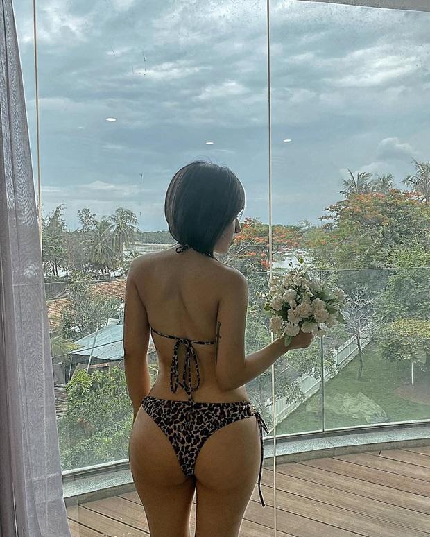 Body đẹp nhất hội streamer, hèn gì Uyên Pu cứ diện bikini là dân tình trầm trồ mãi - Ảnh 8.