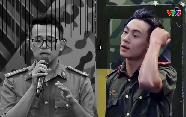 Hội quân nhân gây sốt TV Show Việt: Đẹp trai 6 múi, gái xinh mặn mà, có cả những hiện tượng khiến khán giả cười bò - Ảnh 9.