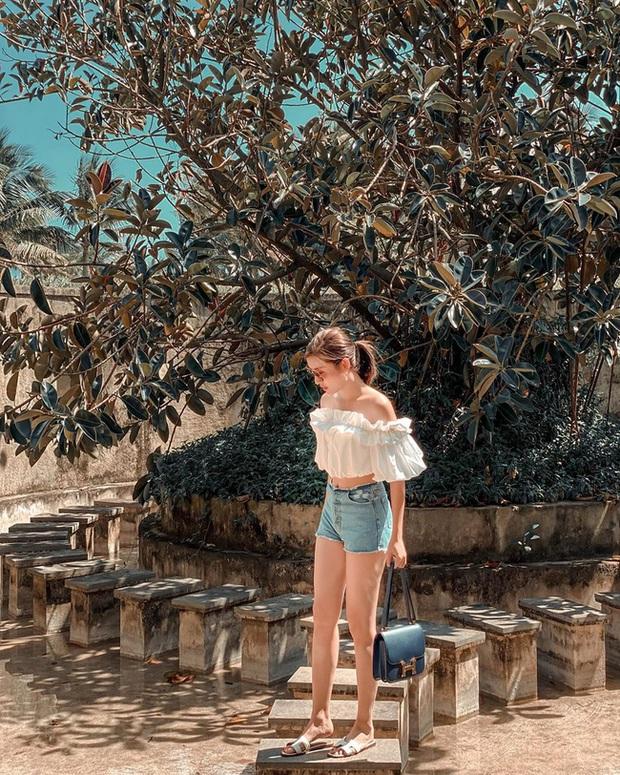 Vựa ý tưởng diện quần shorts đẹp xinh hết ý từ các mỹ nhân Vbiz, chị em không ghim lại ngay thì chỉ có thiệt - Ảnh 10.