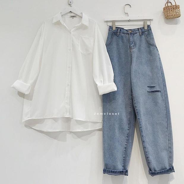 Các mỹ nhân 8x của Vbiz cực kết một mẫu quần jeans hack tuổi siêu phàm, ai diện lên cũng trẻ và ăn chơi hẳn - Ảnh 12.