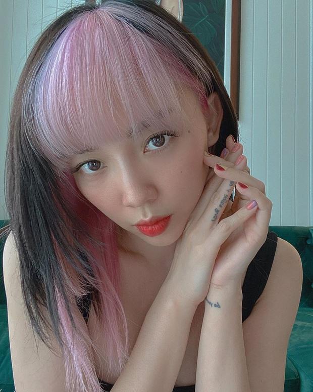 8 màu son tôn da, giúp mặt trẻ hơn tuổi của sao Việt hè này, đủ mọi tông son cho da ngăm đến sáng - Ảnh 9.