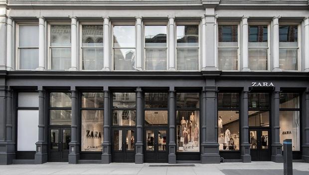 Zara đóng cửa 1.200 cửa hàng trên toàn cầu trong vòng 2 năm tới - Ảnh 1.