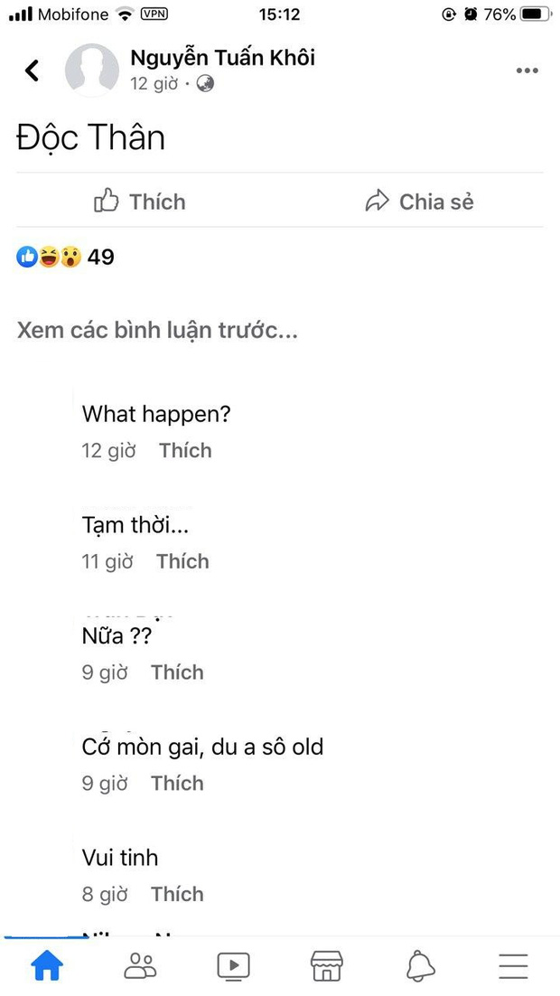 Bạn trai đạo diễn bỗng xoá hết ảnh chung với HHen Niê trên Facebook, nhấn mạnh đang độc thân, chuyện gì đây? - Ảnh 2.