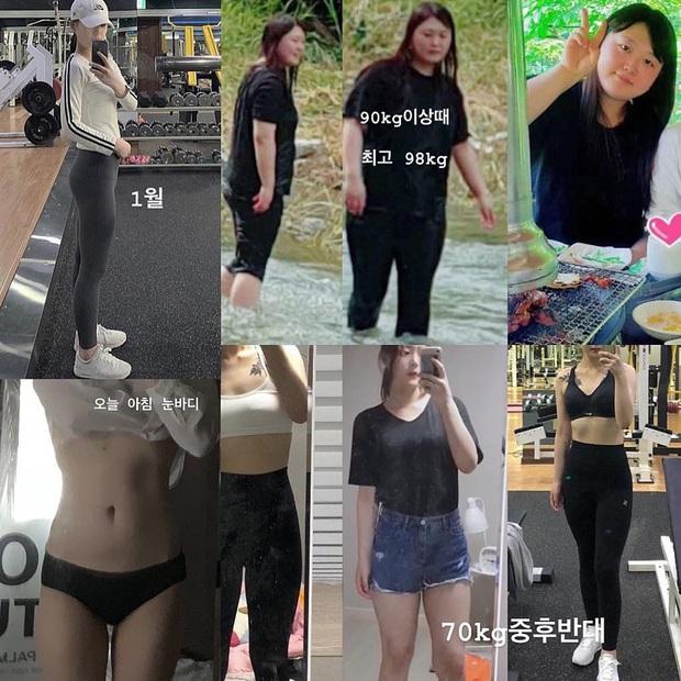 Gái xinh xứ Hàn chia sẻ 4 tips nhỏ giúp cô nàng giảm được 47kg trong 2 năm - Ảnh 5.