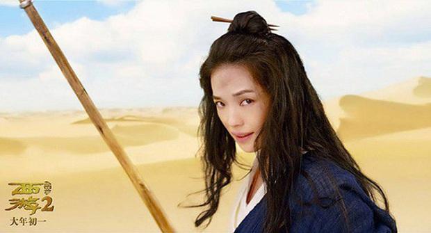 Khi mỹ nhân Cbiz sắm vai cameo: Dương Mịch, Triệu Lệ Dĩnh đẹp thần sầu khiến khán giả quên luôn cả nữ chính - Ảnh 13.